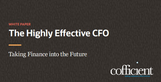 highly effective cfo