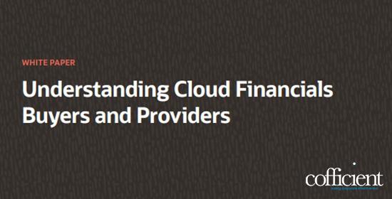 cloud financials
