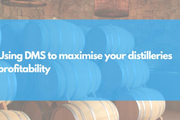 Distillery profitability