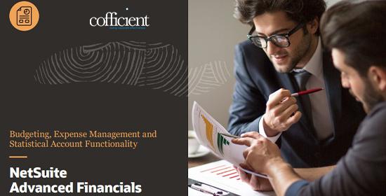 NetSuite Advanced Financials