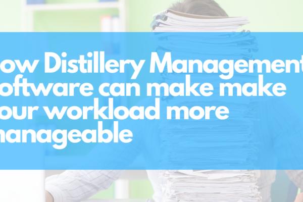 distillery management