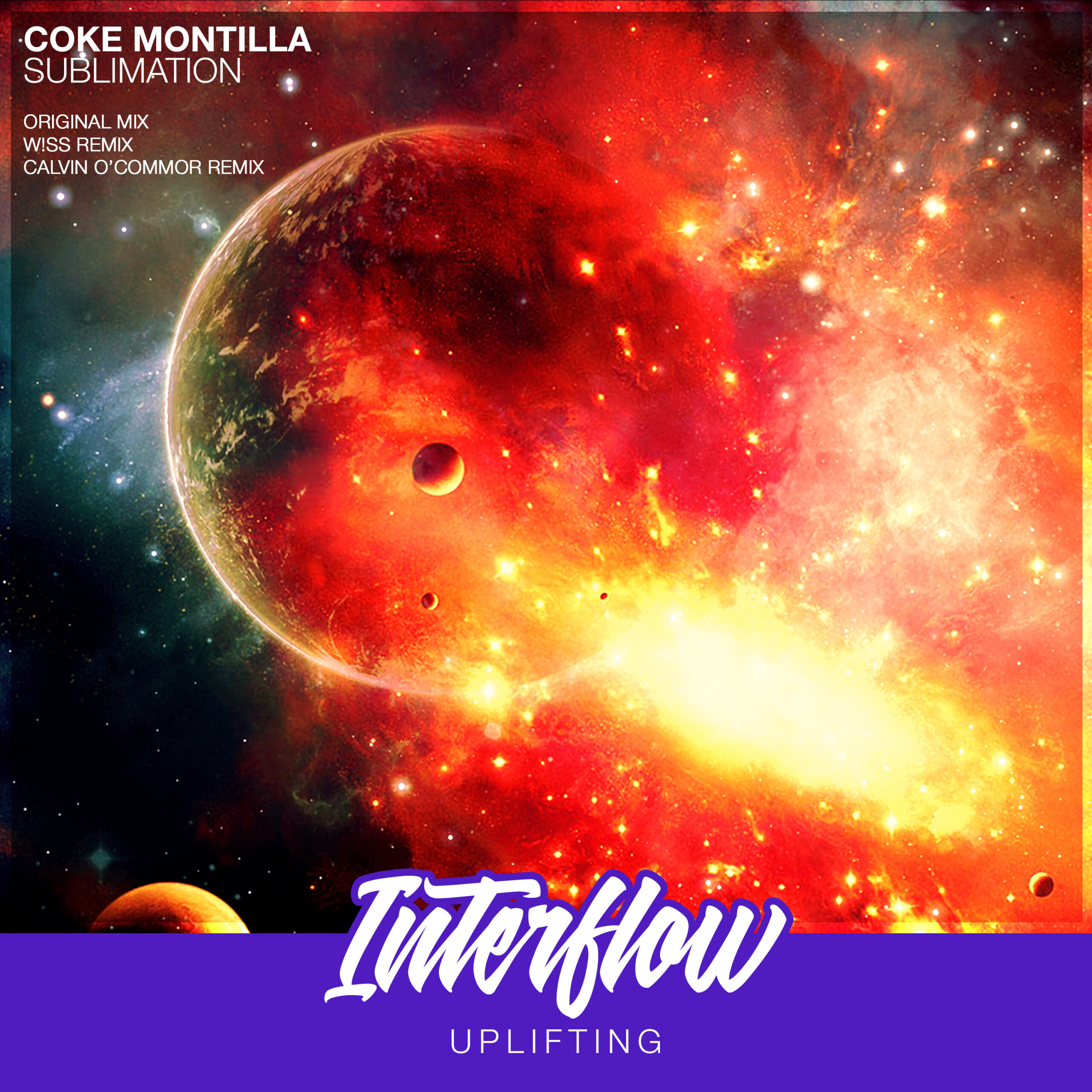 Calvin O'Commor makes his debut on Interflow Records!
