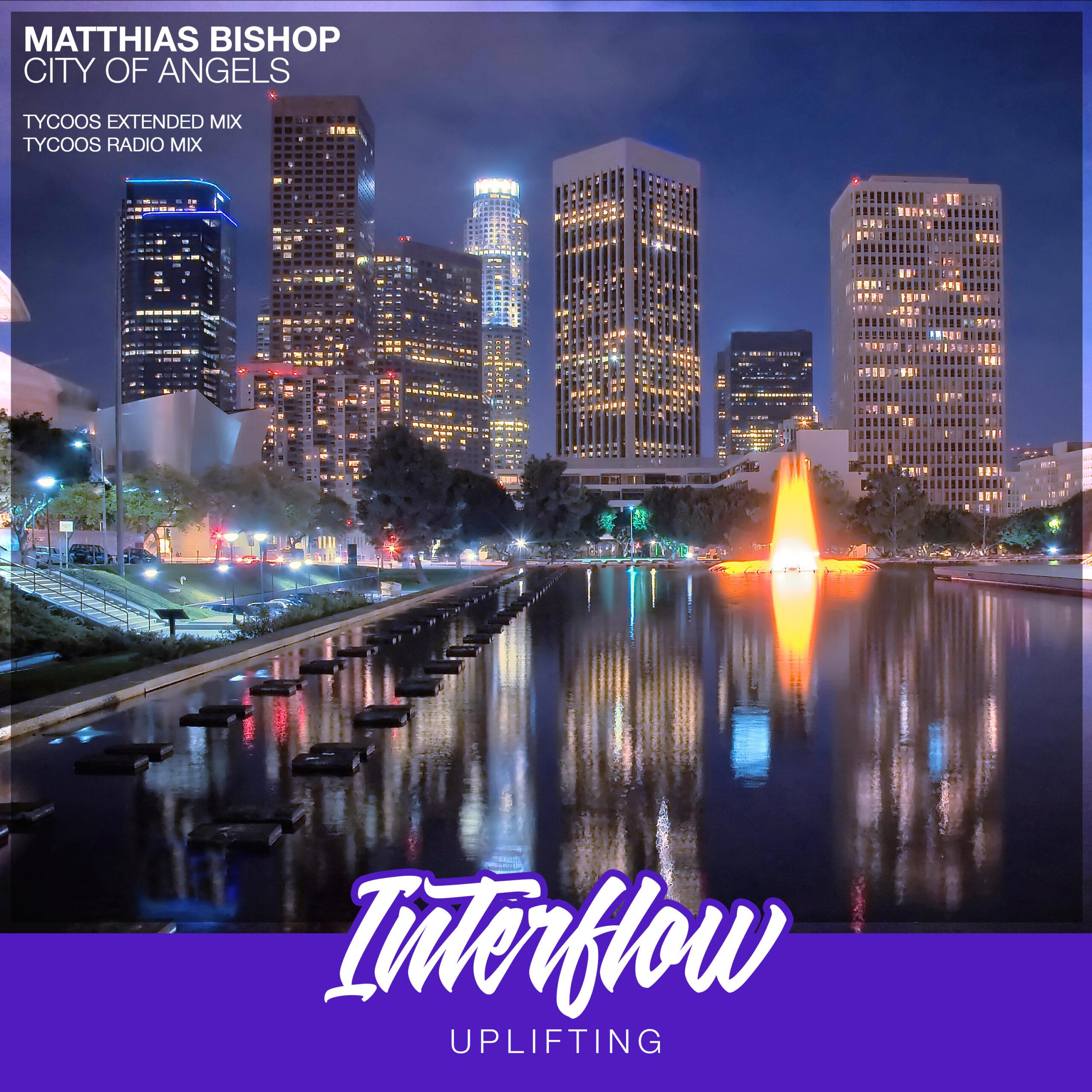 Armin Van Buuren supports Matthias Bishop's song