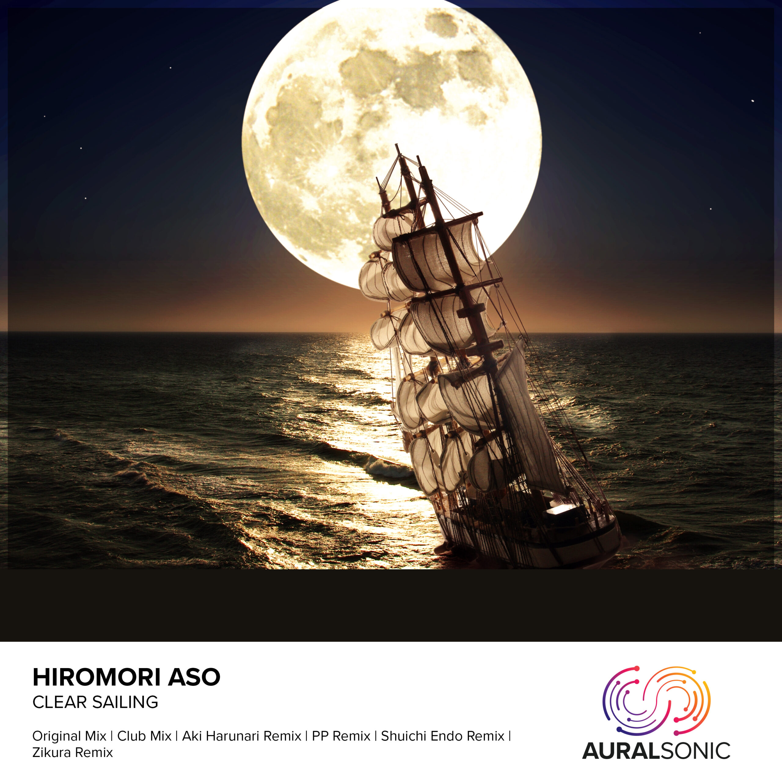 """Preview of """"Clear Sailing"""" by Hiromori Aso"""