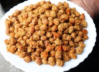 peanut masala amma ki thali