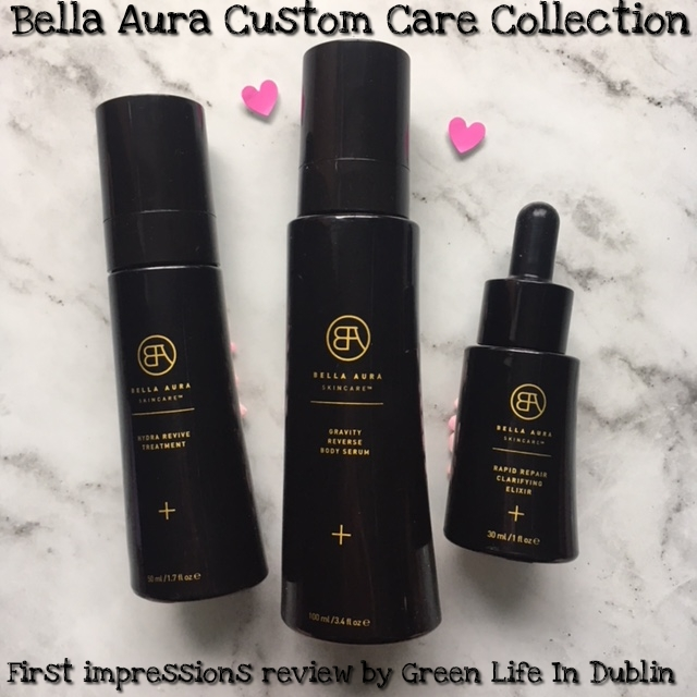 Bella Aura Custom Care Collection – First Impressions Review
