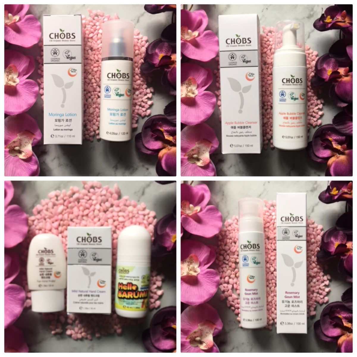 Chobs Review – Organic K-Beauty Korean Skincare [AD]