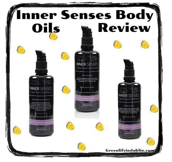 Inner Senses Organic Beauty & Wellbeing Body Oils Review