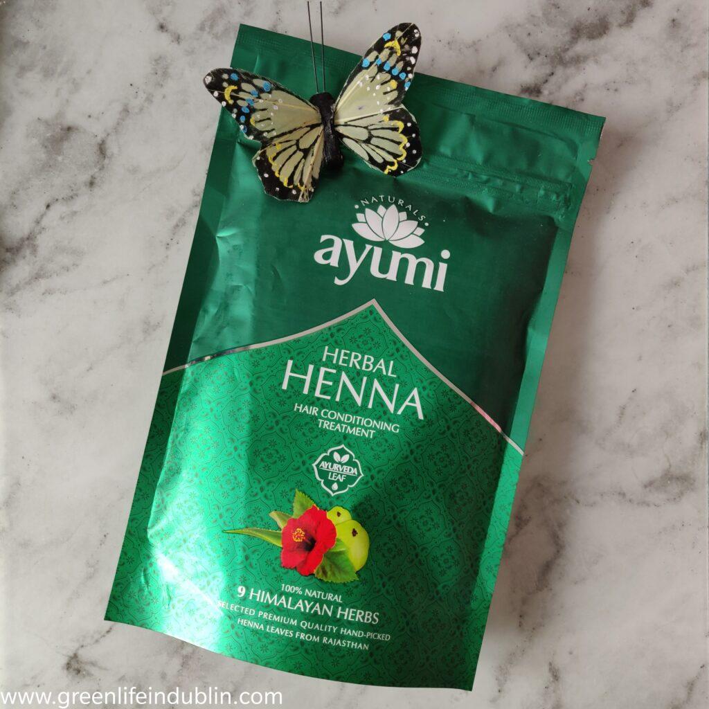 Ayumi Herbal Henna