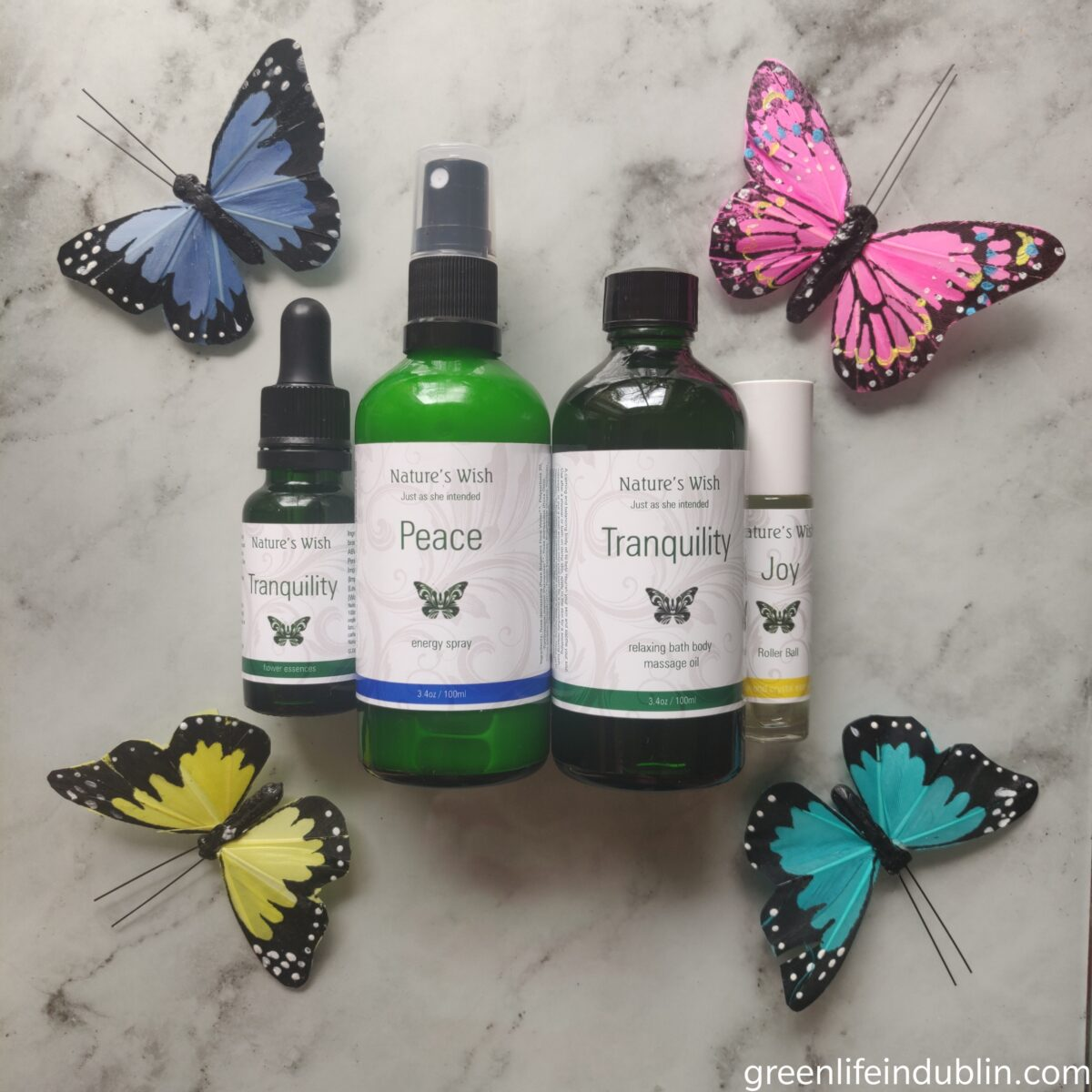 Nature's Wish Review & (Mini) Giveaway