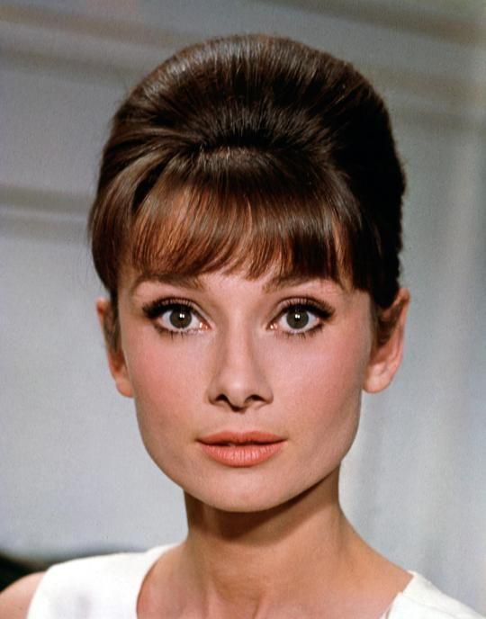 Audrey Hepburn lipstick natural dupe