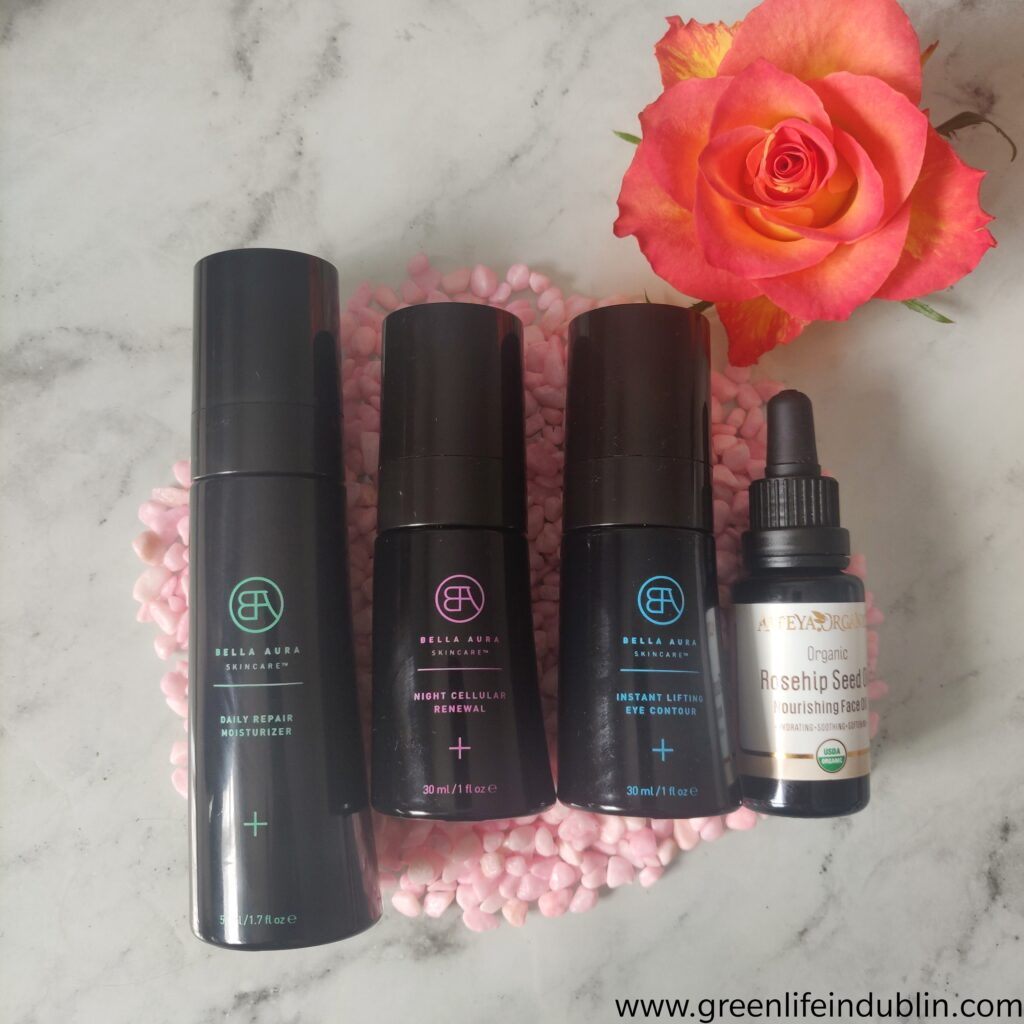 Natural and organic skincare