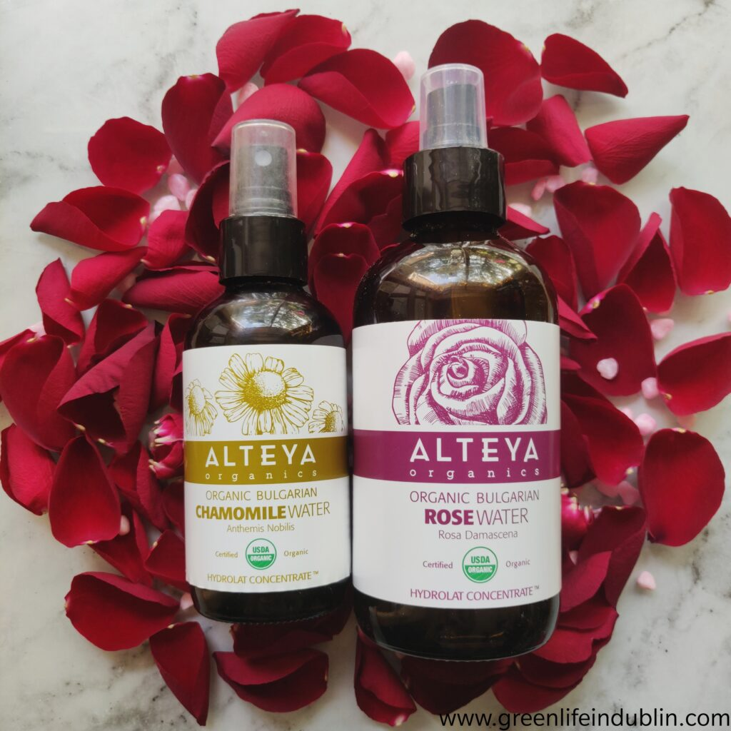 Alteya Organics Certified Organic Facial Sprays/ Mists
