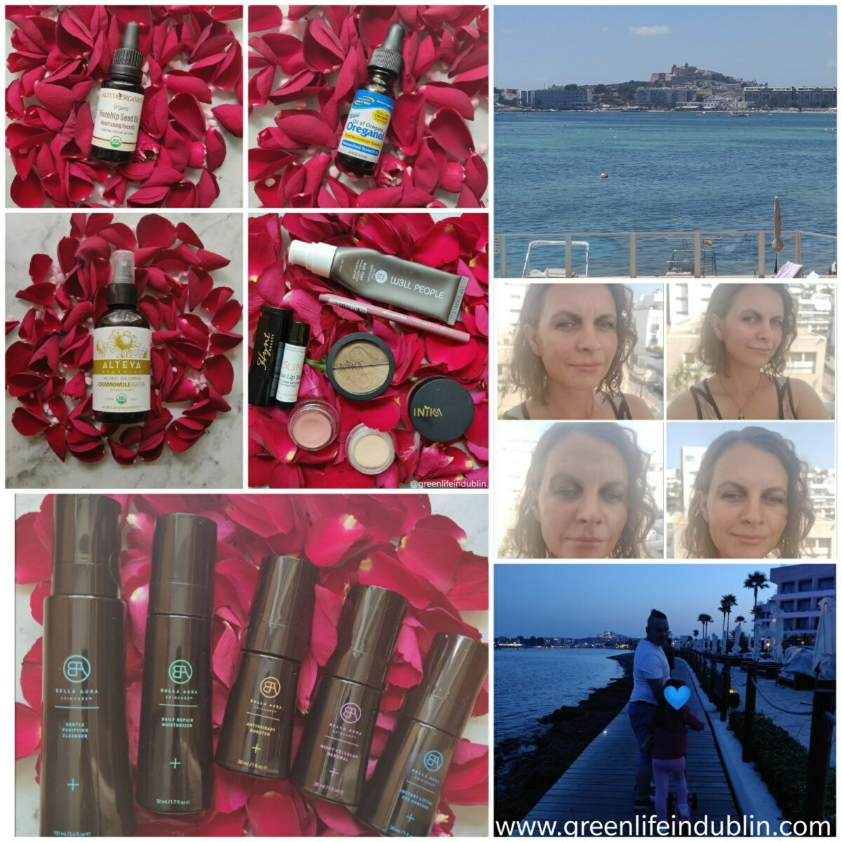 What To Take On Holidays – Natural Beauty Edition