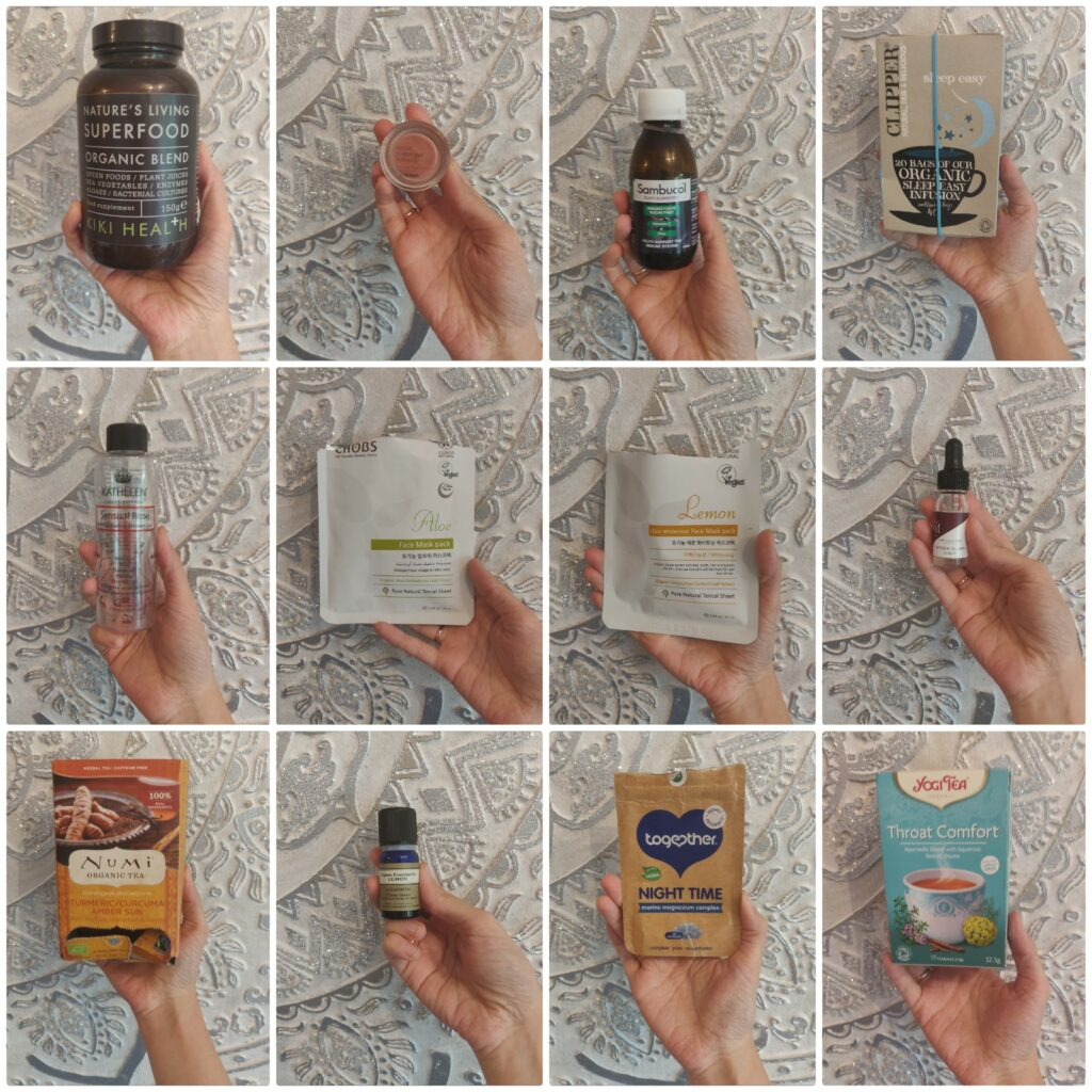 Natural & Organic Empties