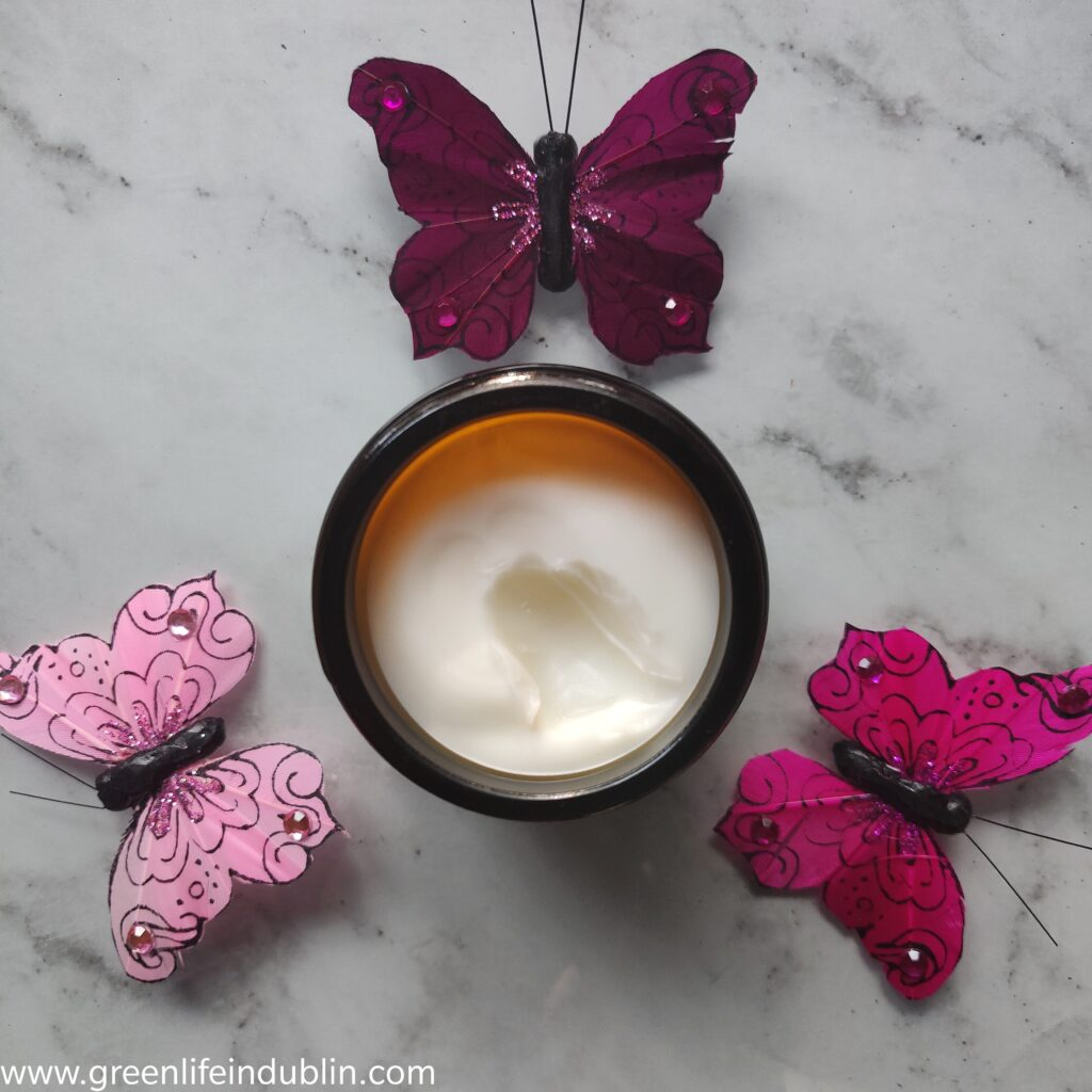 Evolve Organic Beauty Tropical Blossom Organic Body Butter