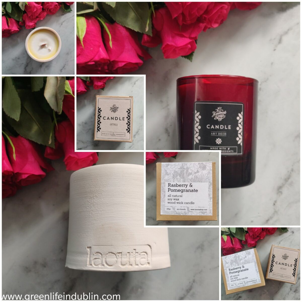 Love Lula Natural Scented Candles