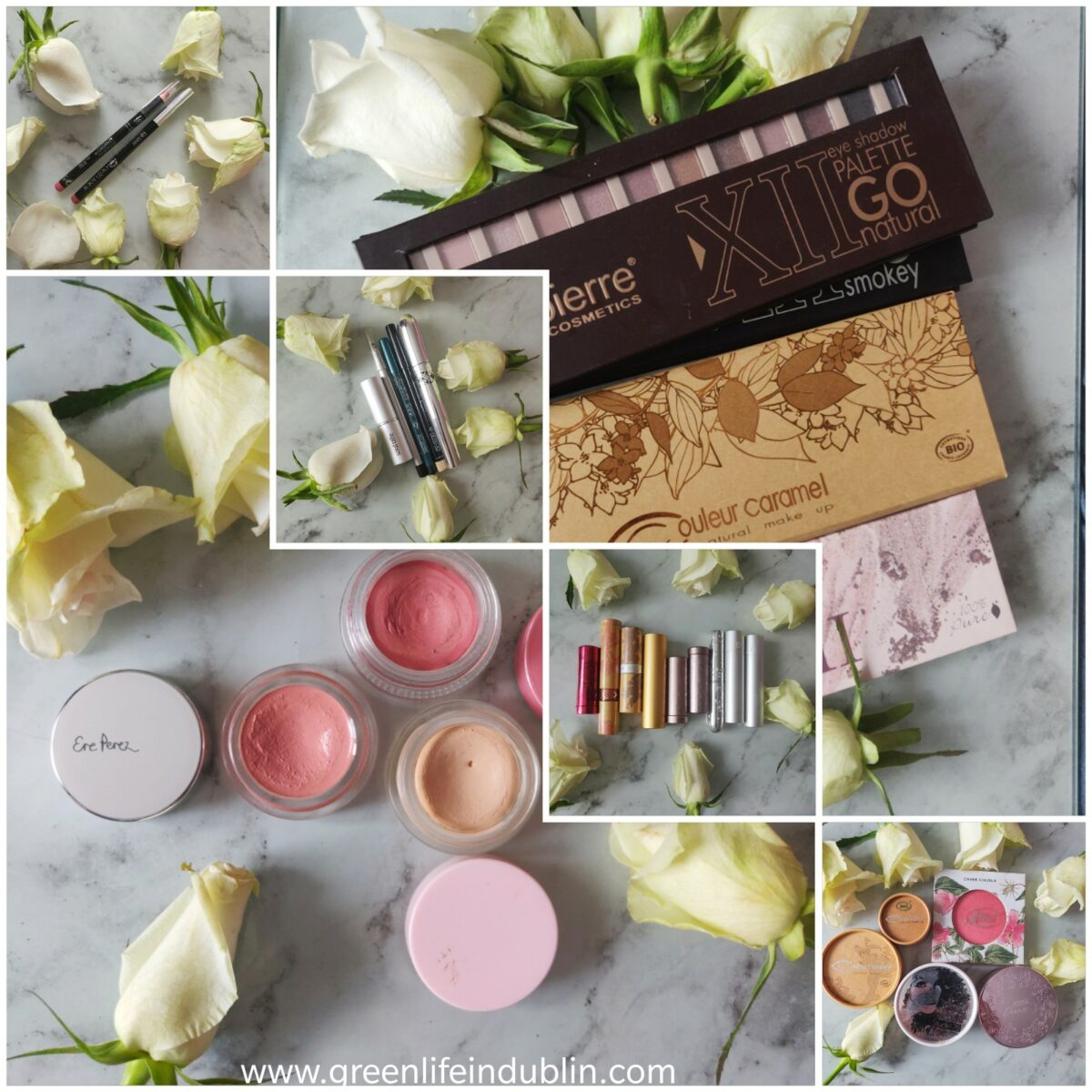 Plastic Free Natural & Organic Make Up – it can be done!