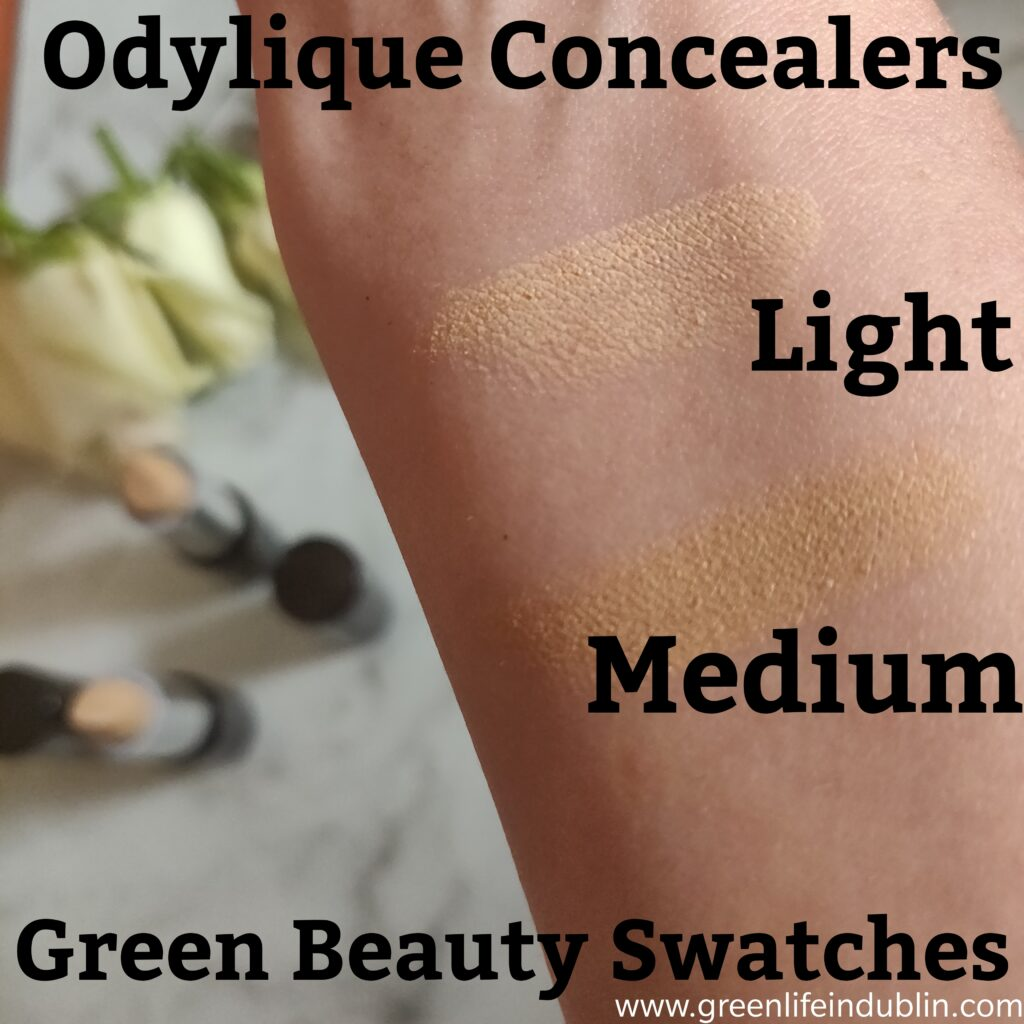 Odylique Concealers review