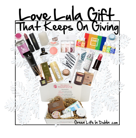 Love Lula Beauty Box, a gift that keeps on giving