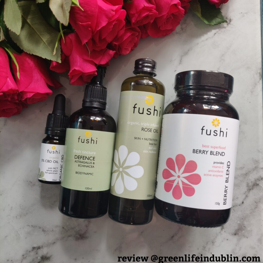 Fushi Wellbeing products