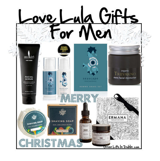 Natural Gifts for Men