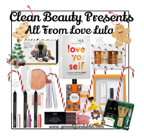Green Beauty Christmas Gift Guide – All From Love Lula