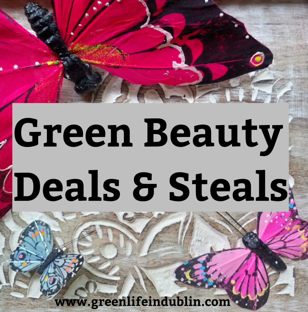 Green Beauty Deals & Promos January 2020