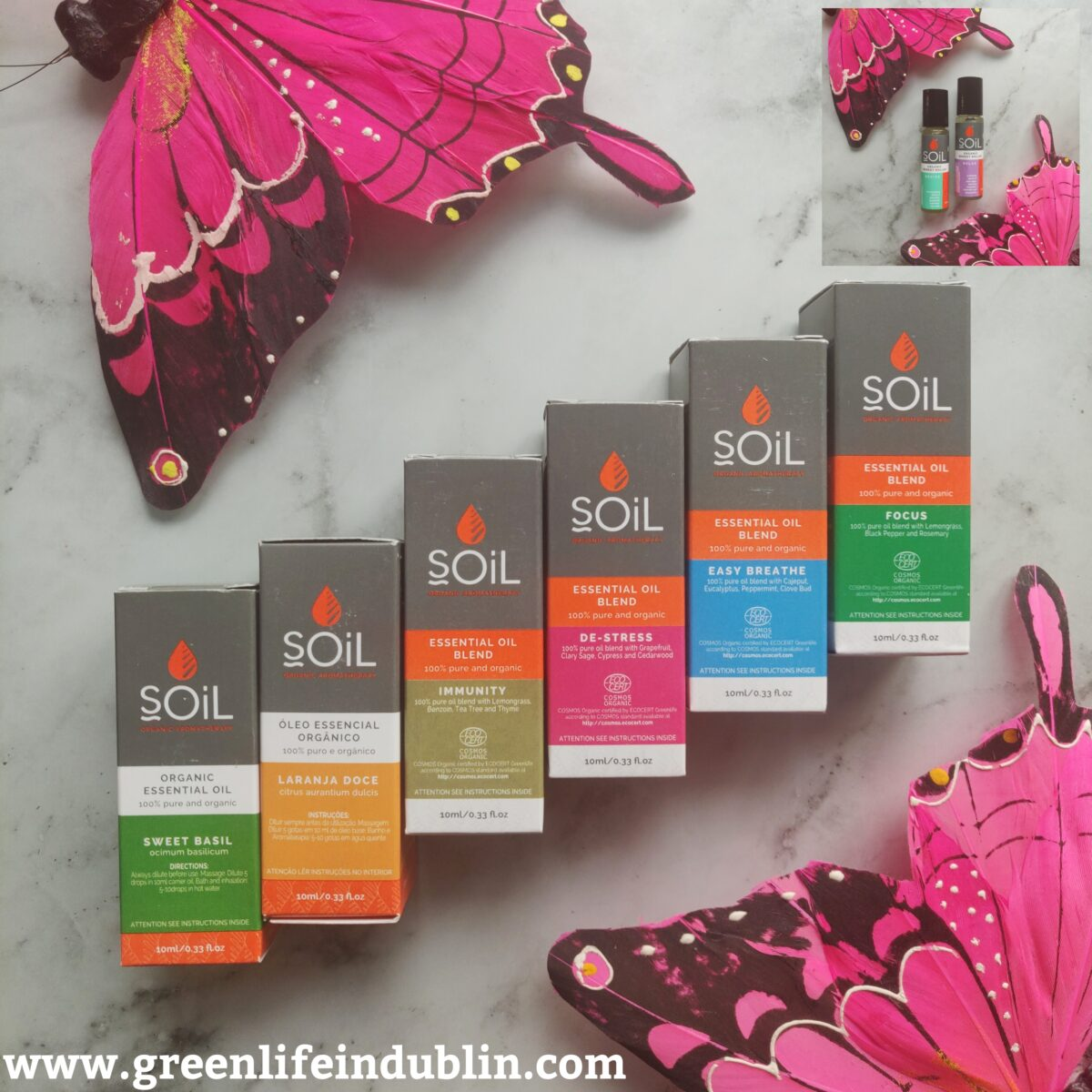 Soil Essential Oils at Love Lula [AD]