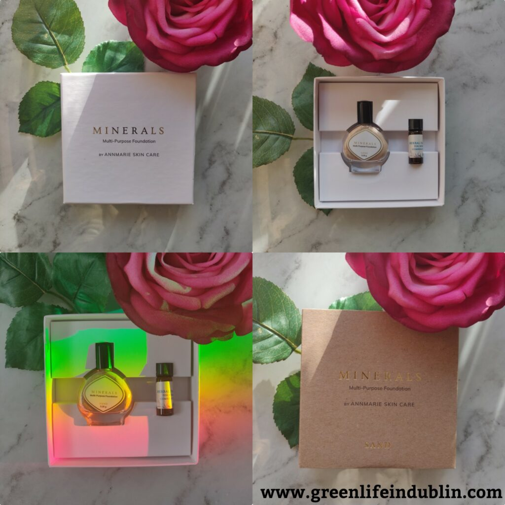 AnnMarie Gianni Mineral Makeup Review
