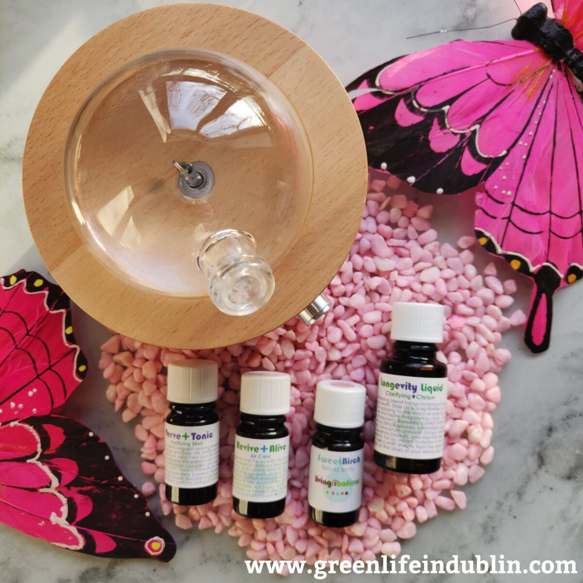 Living Libations Nebulizing Diffuser Review