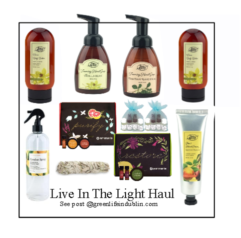 Live In The Light Haul