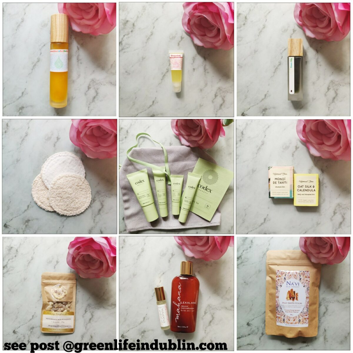 Dutch Health Store Haul – Leahlani Skincare, Living Libations, Jeomra, Navi Organics & more