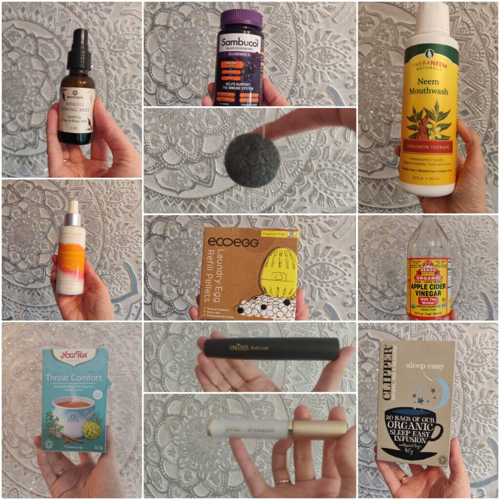 natural and organic july empties 2020