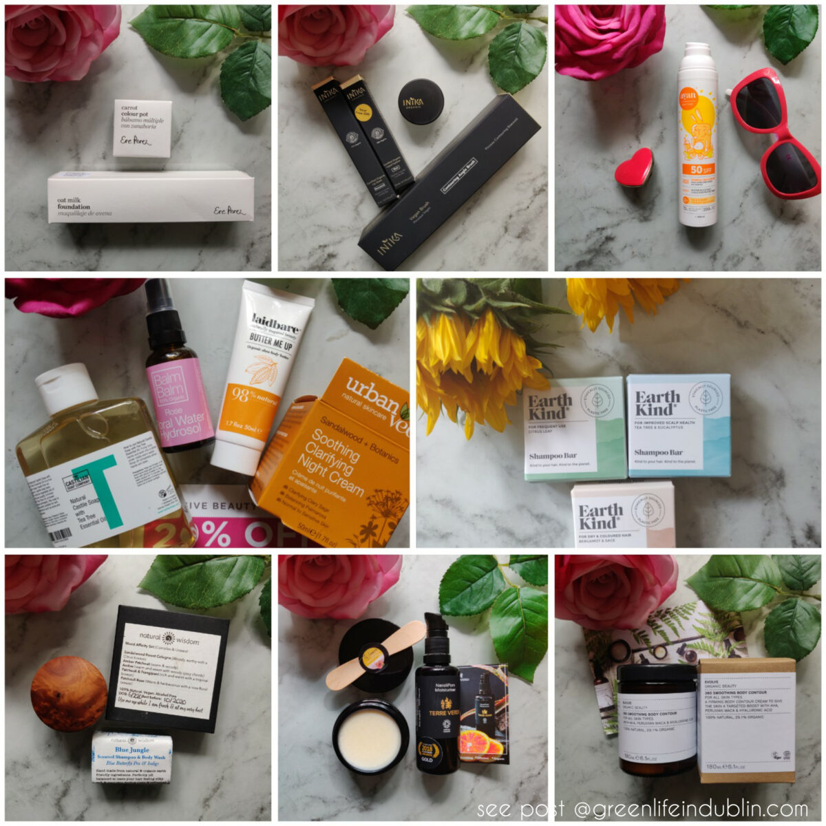 What's in my post?  Blogger & personal haul July 2020