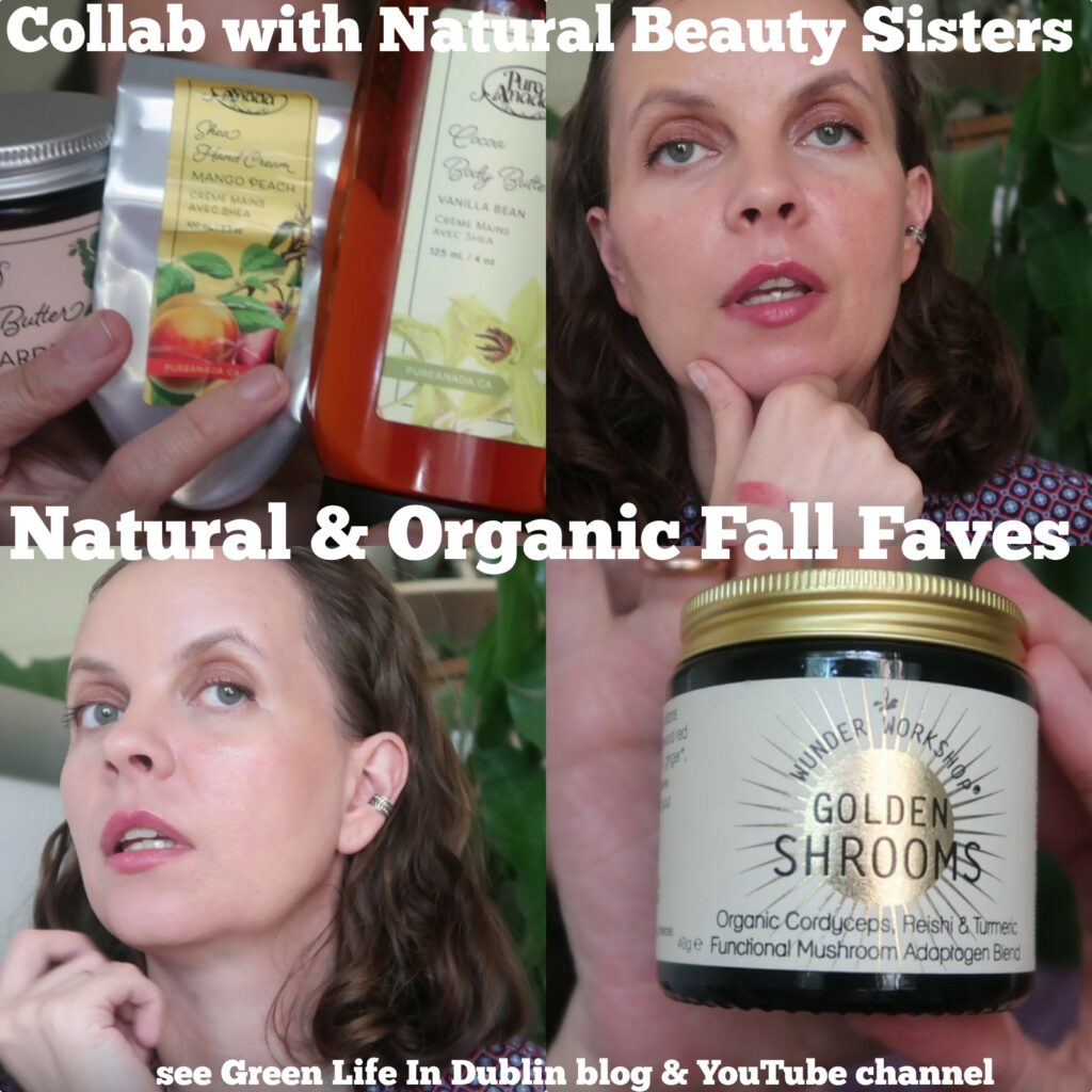 Natural % Organic Fall Favourites - Collab with Natural Beauty Sisters
