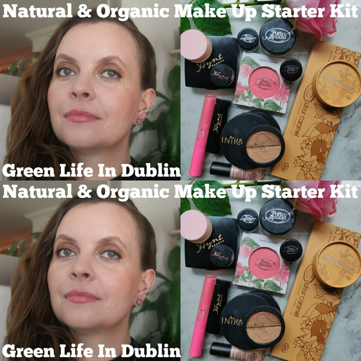 Natural & Organic Make Up Starter Kit – Green Life In Dublin