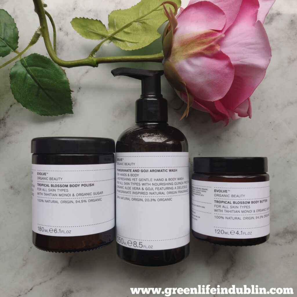 Home Spa with Evolve Organic Beauty