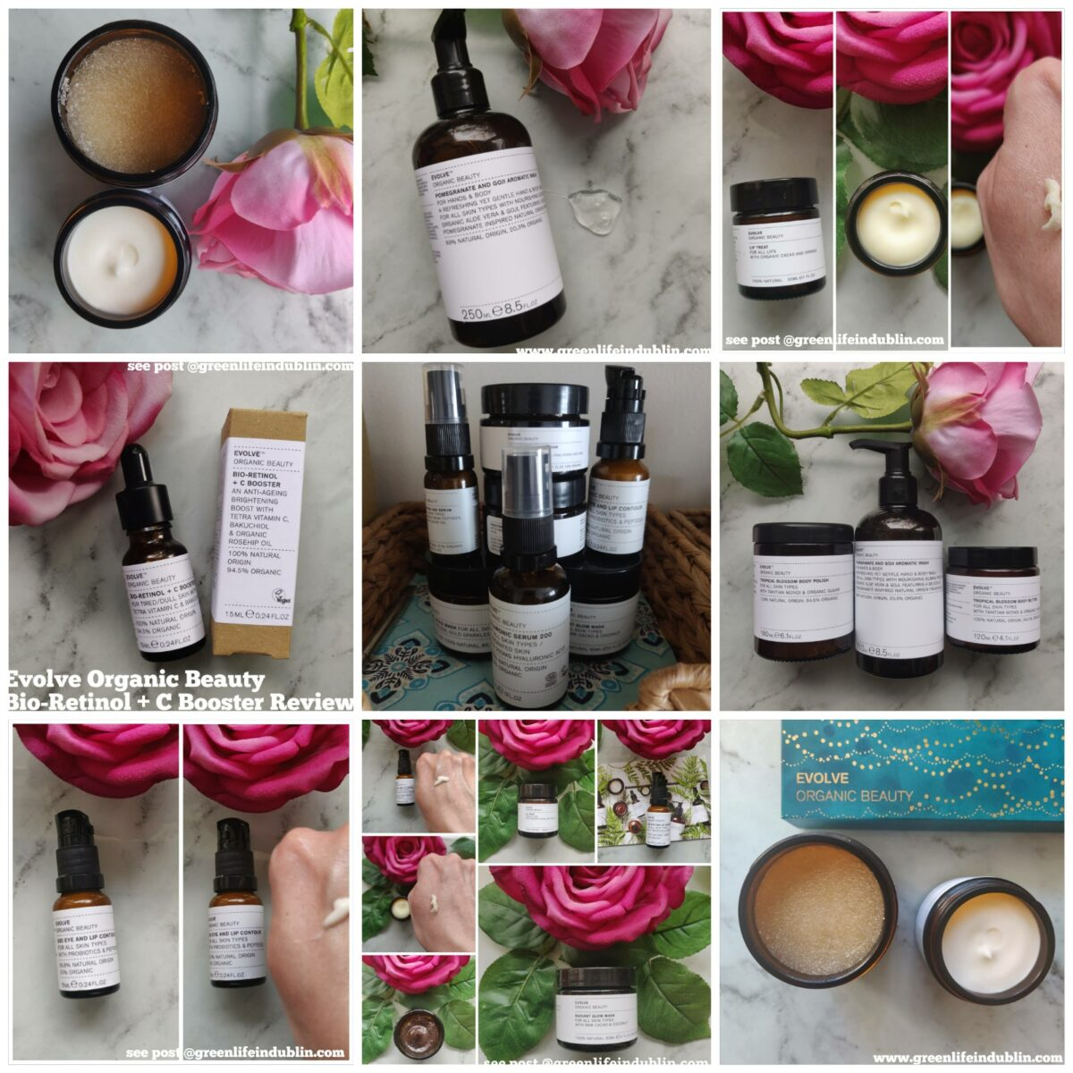 Brand overview – Evolve Organic Beauty – Green Life In Dublin