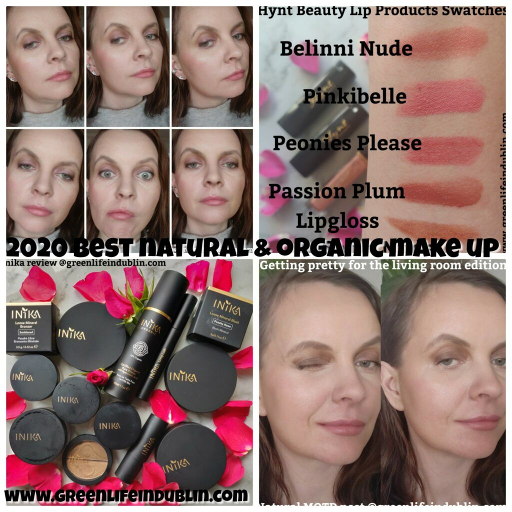 2020 Best Series - Natural & Organic Make Up - Green Life In Dublin