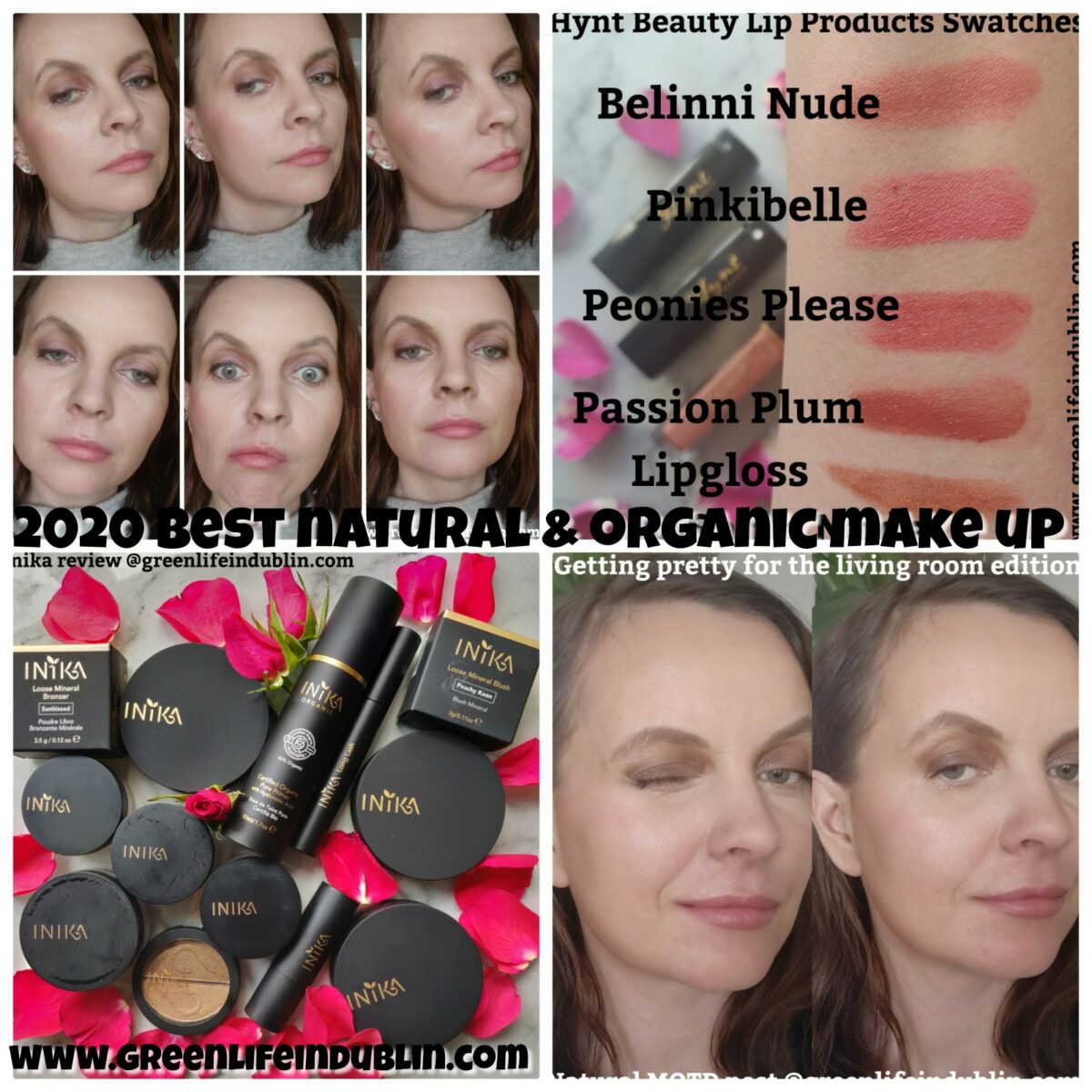2020 Best Series – Natural & Organic Make Up – Green Life In Dublin