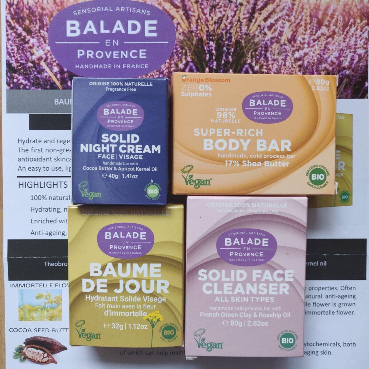Balade En Provence review – vegan and zero waste – Green Life In Dublin – AD