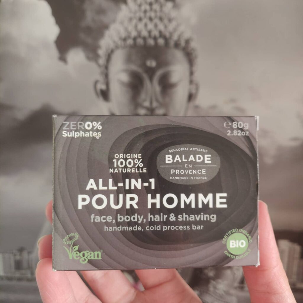 Great Natural Products for Men - Balade En Provence