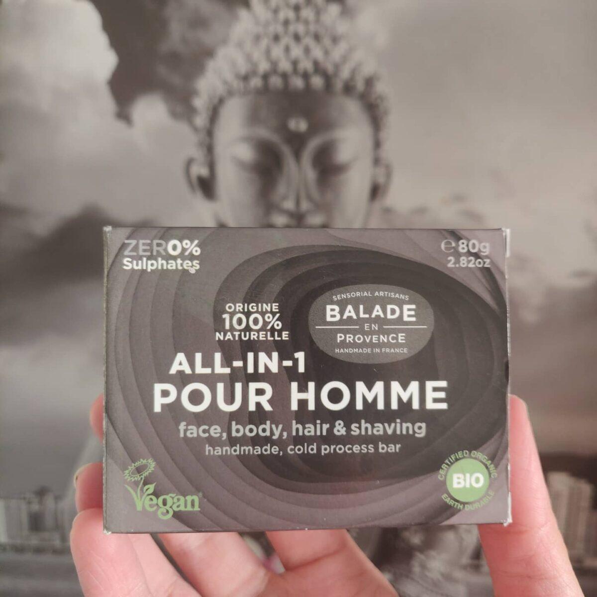 Great Natural Products for Men – Balade En Provence & Ayumi