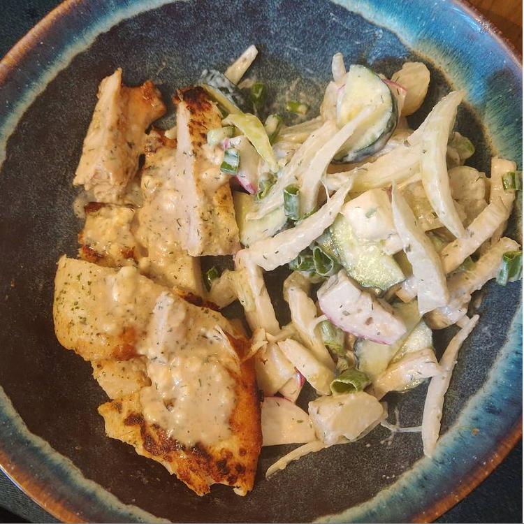 Garden Salad – Green Life In Dublin Eats