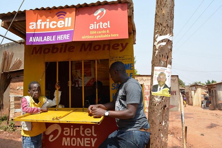 Mobile money tax in Uganda