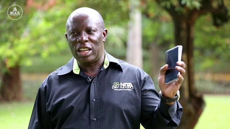 NITA-U Board of Directors eGovernment Excellence Awards Uganda's centralized data system