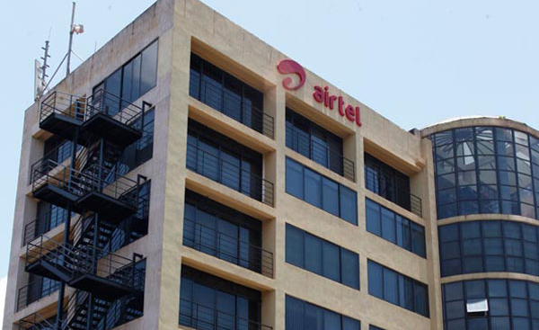 Fixon Akonye Airtel Uganda Head offices in Kampala