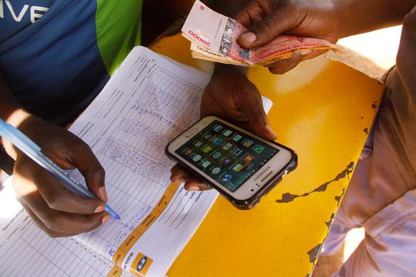 Mobile money in sub-saharan africa