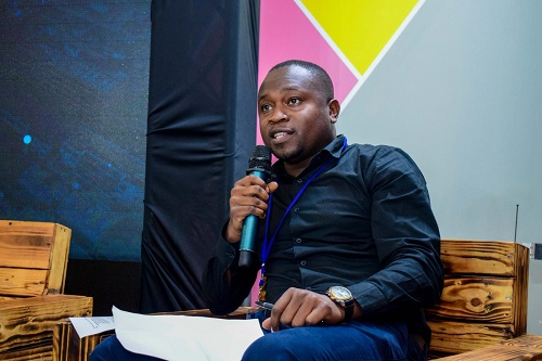 Richard Zulu, founder and Lead Outbox